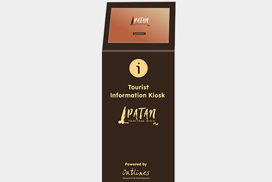 Information Kiosk for Patan Heritage Walk