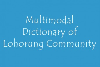 Multimodal dictionary project