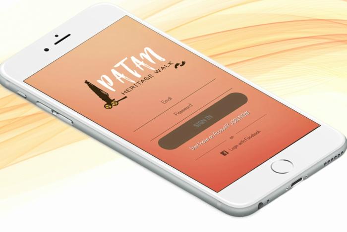 Patan Heritage Walk Mobile App